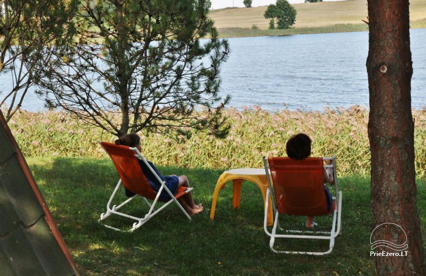 Namelių, sodybos, pirties, kubilo, baidarių nuoma prie DVIRAGIO ežero - 37