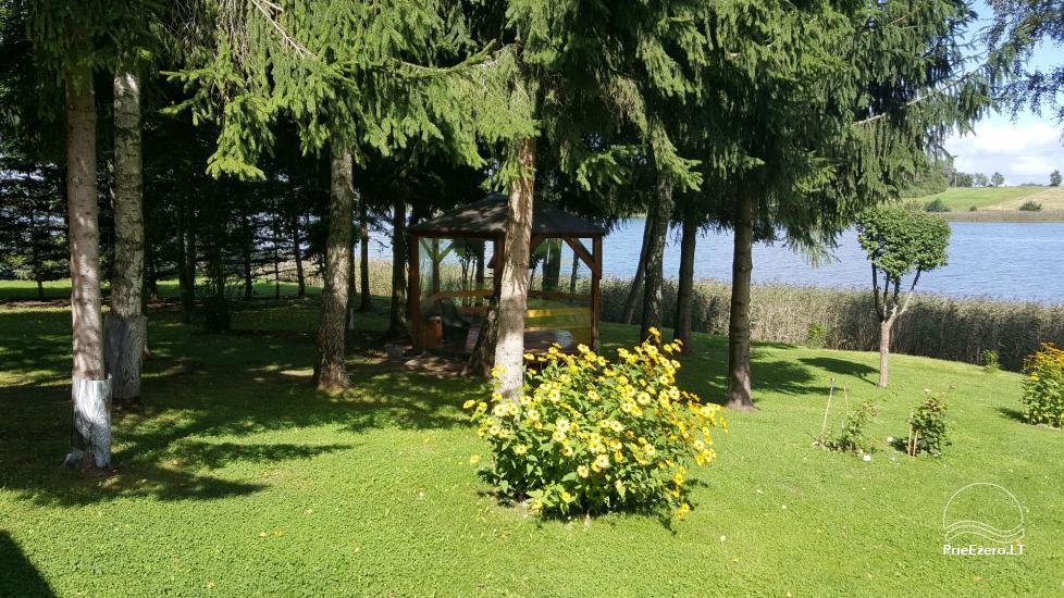 Namelių, sodybos, pirties, kubilo, baidarių nuoma prie DVIRAGIO ežero - 55