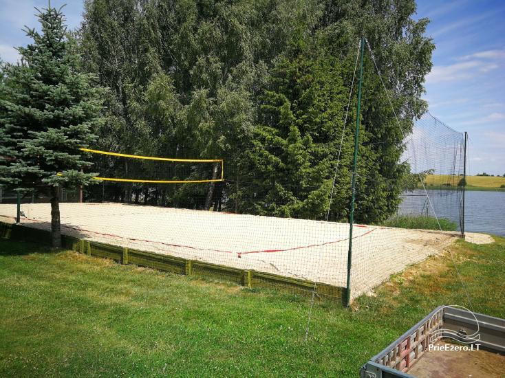 Namelių, sodybos, pirties, kubilo, baidarių nuoma prie DVIRAGIO ežero - 71