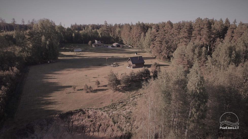 Sodyba Zarasų rajone prie Zalvio ežero Dumblynė - 13