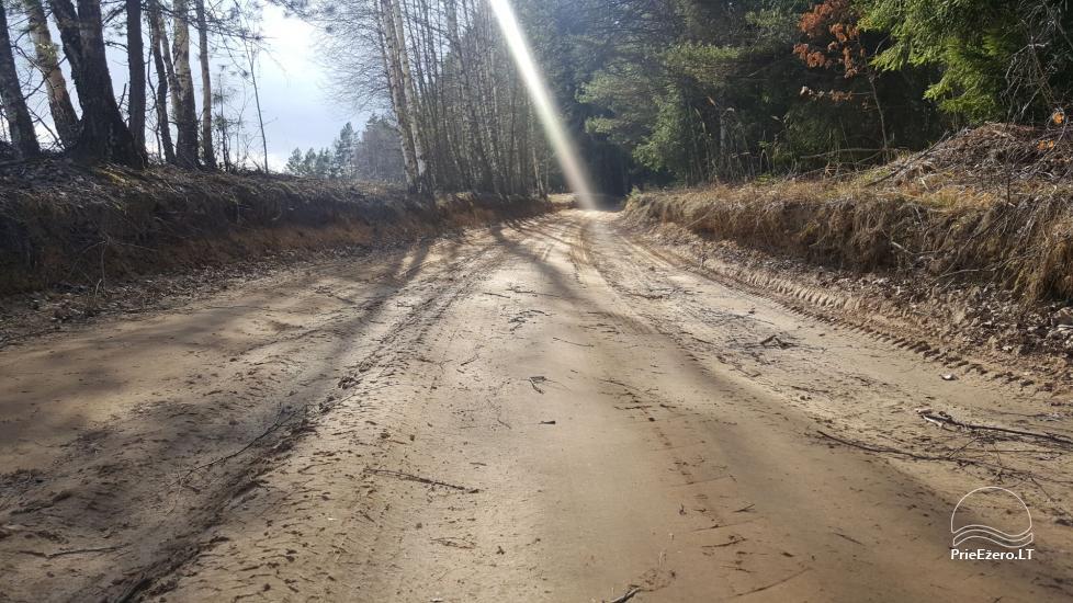 Sodyba Zarasų rajone prie Zalvio ežero Dumblynė - 1