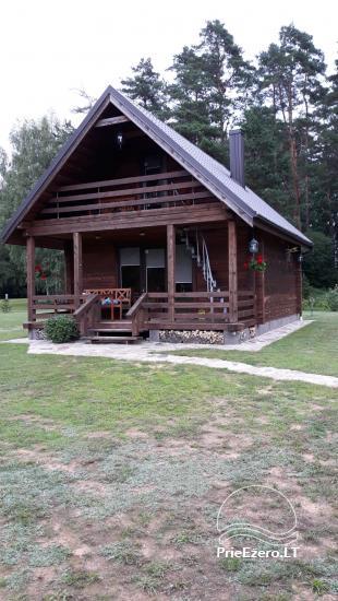 Sodyba Zarasų rajone prie Zalvio ežero Dumblynė - 2