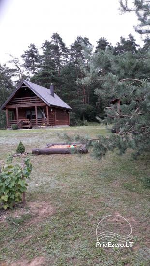 Sodyba Zarasų rajone prie Zalvio ežero Dumblynė - 5