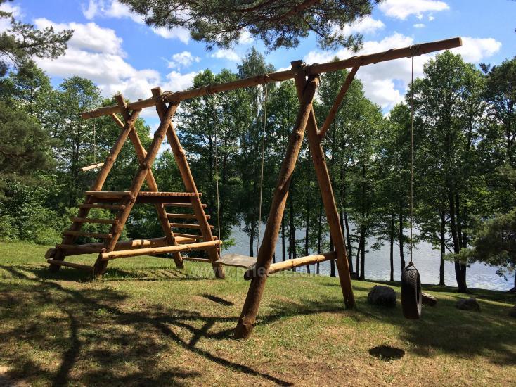 """Poilsiavietė """"Baublio krantas"""" Varėnos rajone prie Ilgio ežero - 3"""
