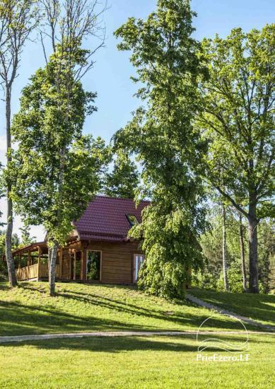 Sodyba Ignalinos rajone prie Pakalo ežero Pakalas - 4