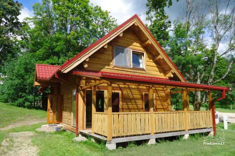 Sodyba Ignalinos rajone prie Pakalo ežero Pakalas - 9