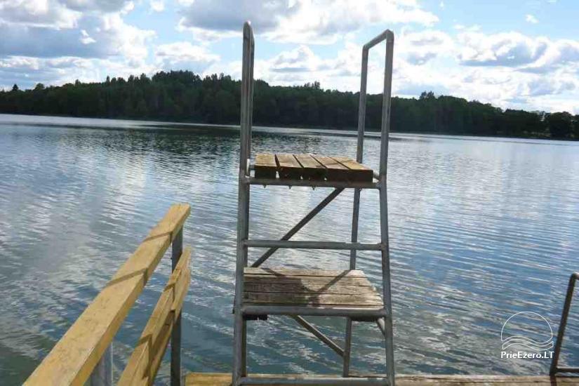 Sodyba Ignalinos rajone prie Pakalo ežero Pakalas - 11