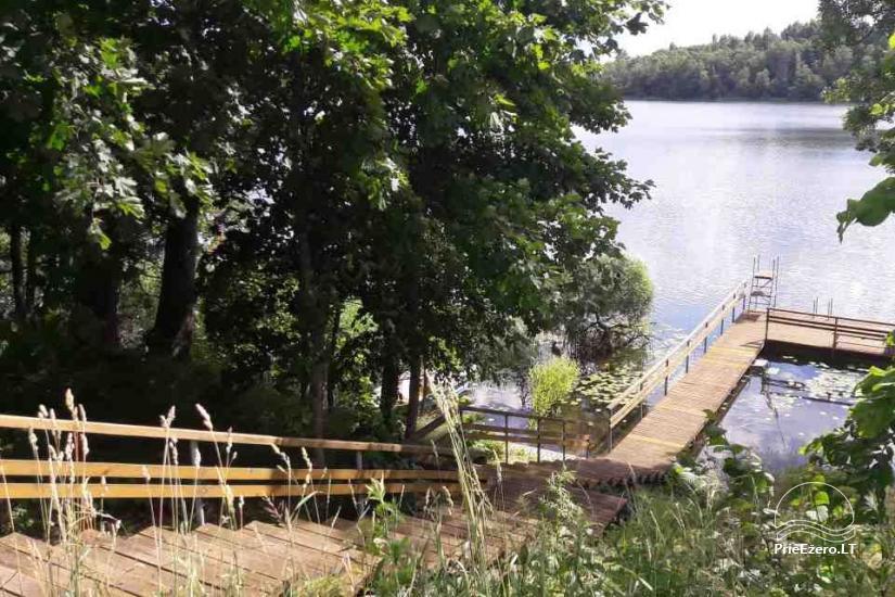 Sodyba Ignalinos rajone prie Pakalo ežero Pakalas - 5