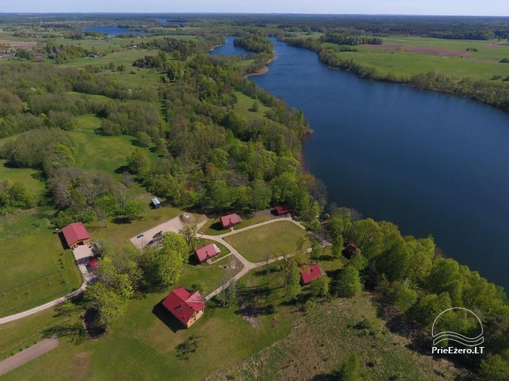 Sodyba Ignalinos rajone prie Pakalo ežero Pakalas - 2