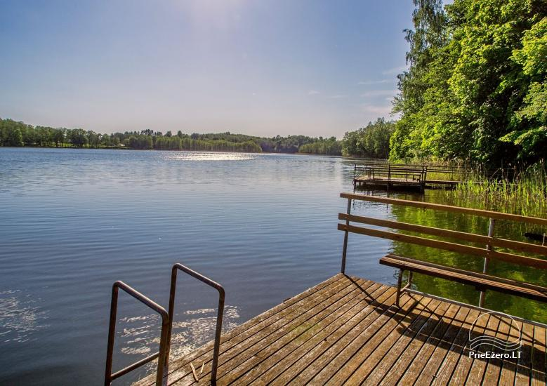 Sodyba Ignalinos rajone prie Pakalo ežero Pakalas - 6