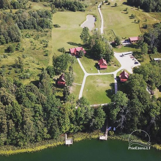 Sodyba Ignalinos rajone prie Pakalo ežero Pakalas - 1