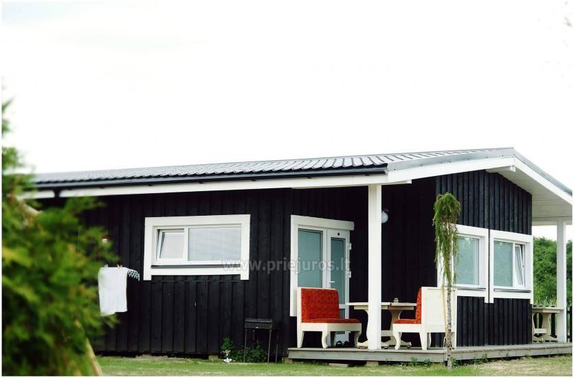 83 Pylimas - šiuolaikiškų namelių nuoma Šventojoje! - 1