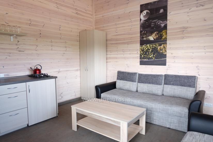 83 Pylimas - šiuolaikiškų namelių nuoma Šventojoje! - 5