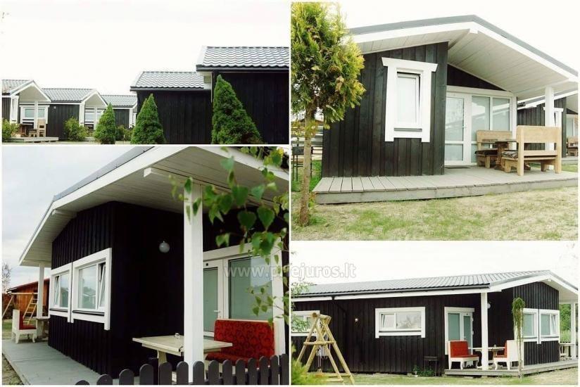 83 Pylimas - šiuolaikiškų namelių nuoma Šventojoje! - 6