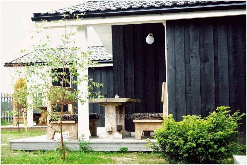 83 Pylimas - šiuolaikiškų namelių nuoma Šventojoje! - 8