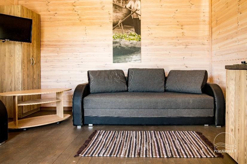 83 Pylimas - šiuolaikiškų namelių nuoma Šventojoje! - 19