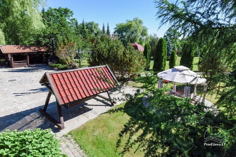Senojo Dvaro Sodyba 8 km nuo Klaipėdos – vestuvėms, renginiams - 11
