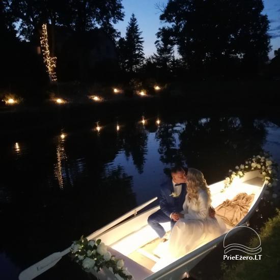 Senojo Dvaro Sodyba 8 km nuo Klaipėdos – vestuvėms, renginiams - 15