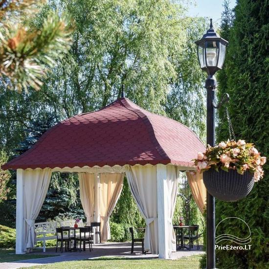 Senojo Dvaro Sodyba 8 km nuo Klaipėdos – vestuvėms, renginiams - 9
