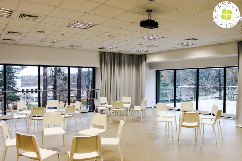 Poilsio ir konferencijų centras Campus viridis Palūšėje - 9