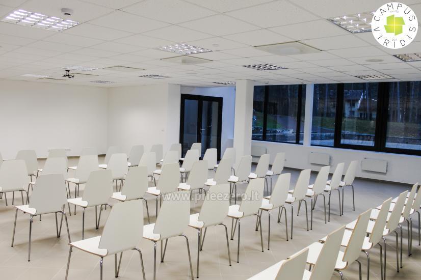 Poilsio ir konferencijų centras Campus viridis Palūšėje - 10