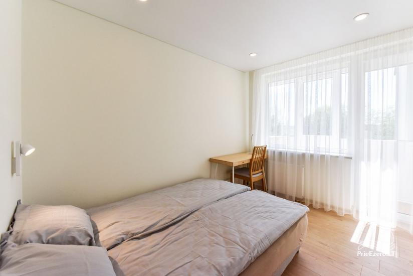 Trijų miegamųjų apartamentai