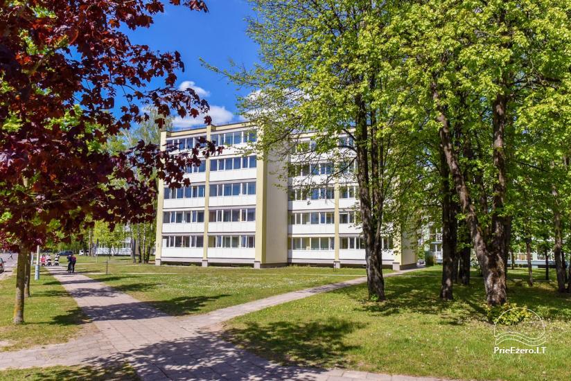 Dviejų ir trijų miegamųjų apartamentai Crystal Apartment Vytauto g., Druskininkuose - 42