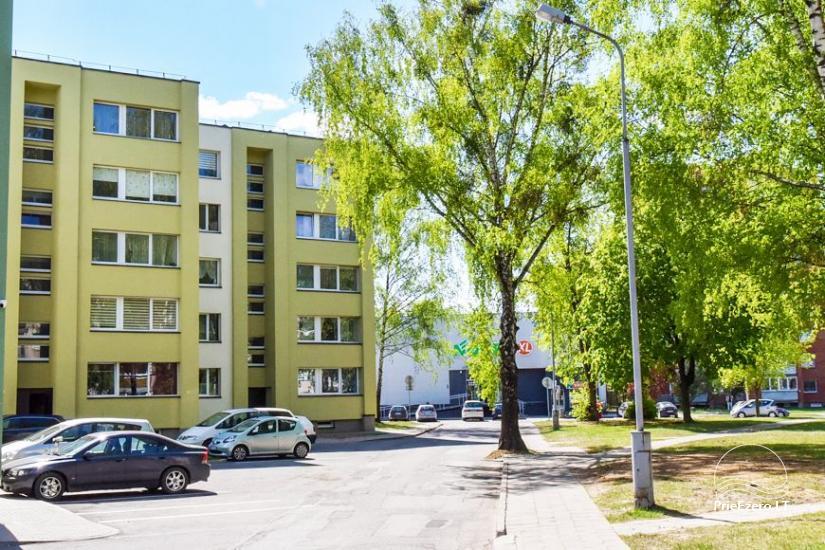 Dviejų ir trijų miegamųjų apartamentai Crystal Apartment Vytauto g., Druskininkuose - 45