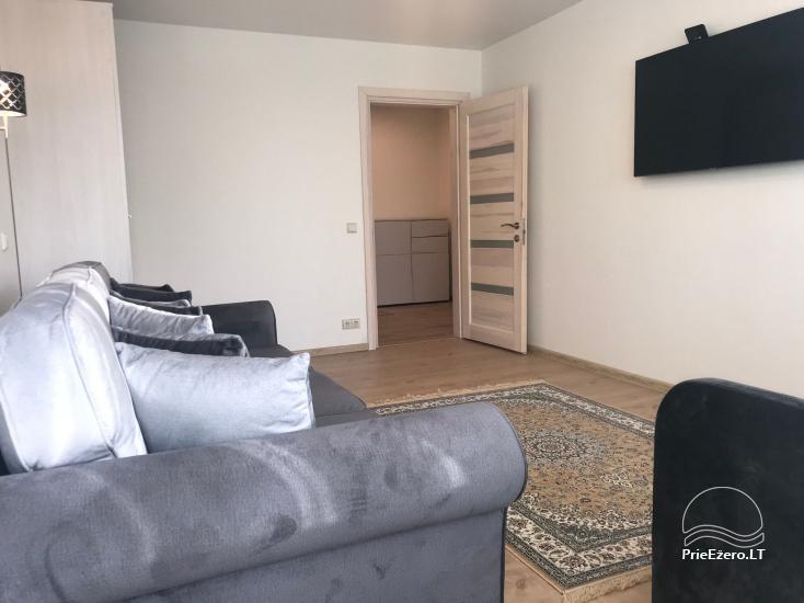 Dviejų ir trijų miegamųjų apartamentai Crystal Apartment Vytauto g., Druskininkuose - 24