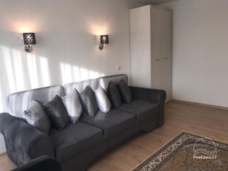 Dviejų ir trijų miegamųjų apartamentai Crystal Apartment Vytauto g., Druskininkuose - 25
