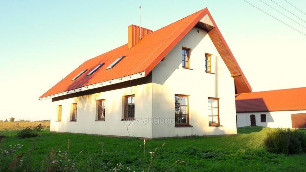 Keturių miegamųjų namas Šturmų kaime - 3