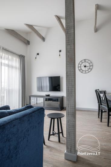 Šiuolaikiški apartamentai Klaipėdos centre Comfort Stay - 6