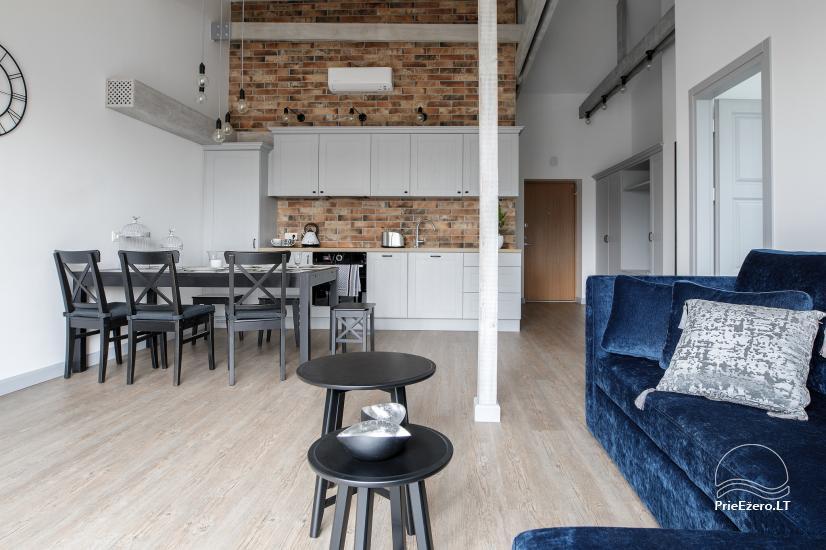 Šiuolaikiški apartamentai Klaipėdos centre Comfort Stay - 8