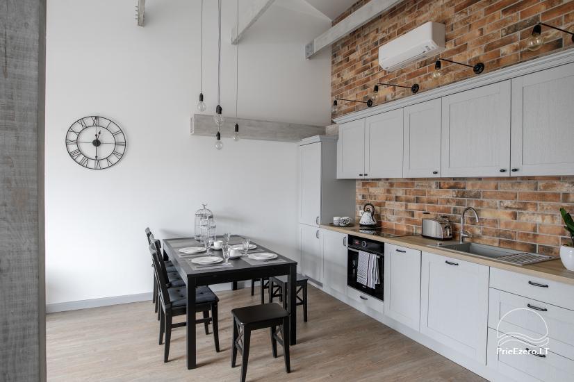 Šiuolaikiški apartamentai Klaipėdos centre Comfort Stay - 9