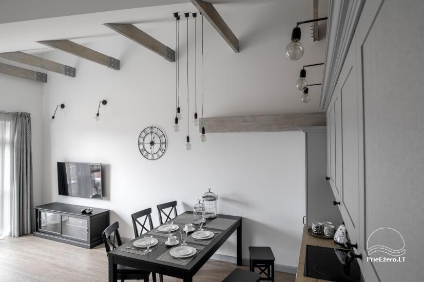 Šiuolaikiški apartamentai Klaipėdos centre Comfort Stay - 11