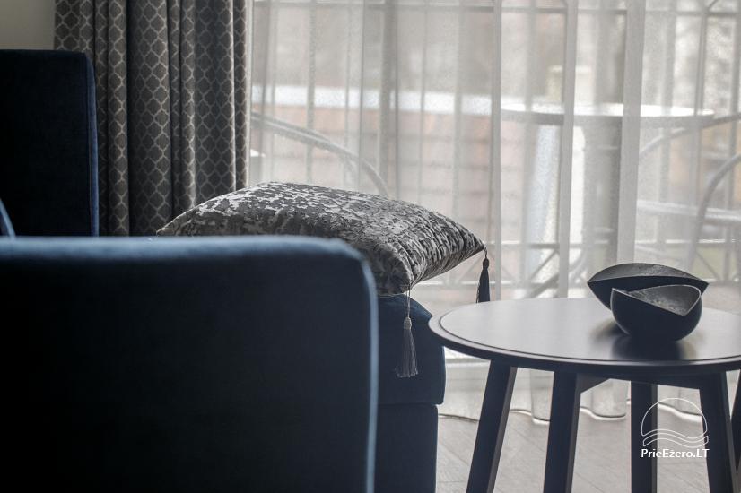 Šiuolaikiški apartamentai Klaipėdos centre Comfort Stay - 13