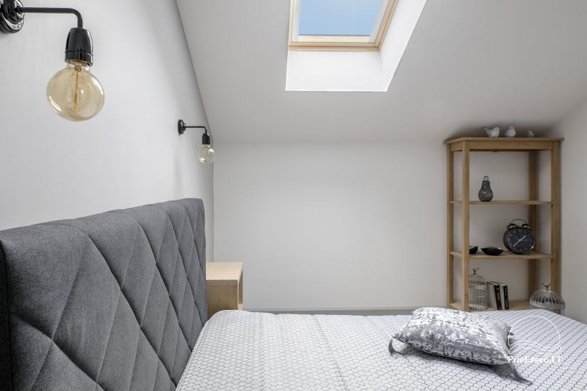 Šiuolaikiški apartamentai Klaipėdos centre Comfort Stay - 14