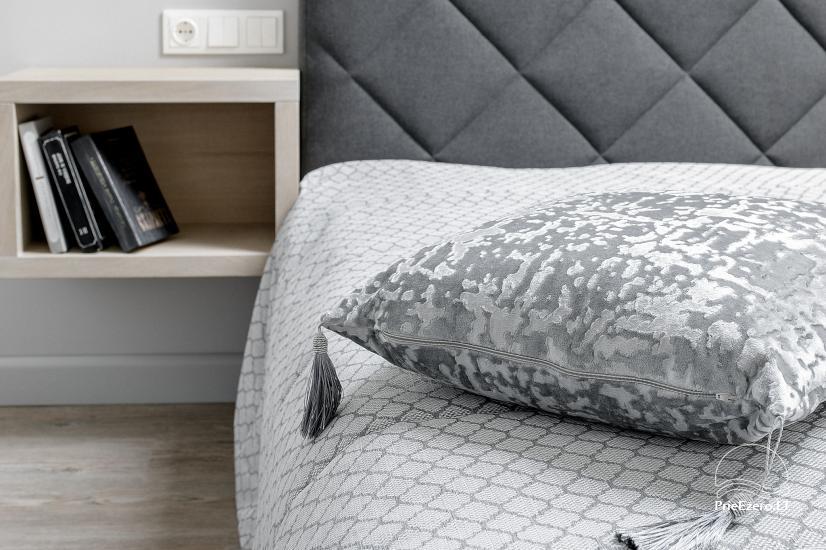 Šiuolaikiški apartamentai Klaipėdos centre Comfort Stay - 16