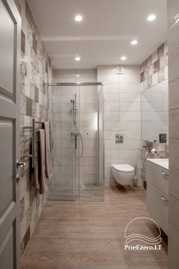 Šiuolaikiški apartamentai Klaipėdos centre Comfort Stay - 17