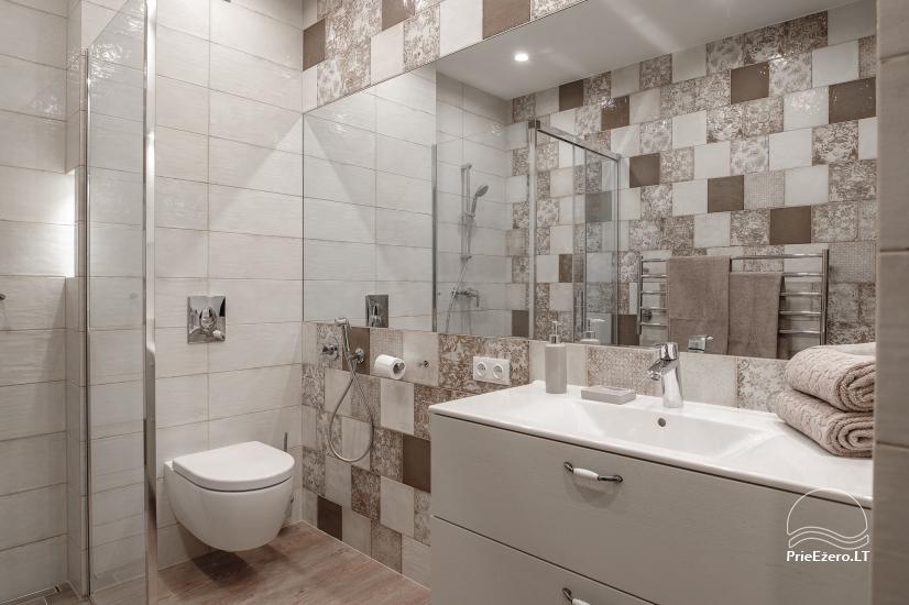 Šiuolaikiški apartamentai Klaipėdos centre Comfort Stay - 18