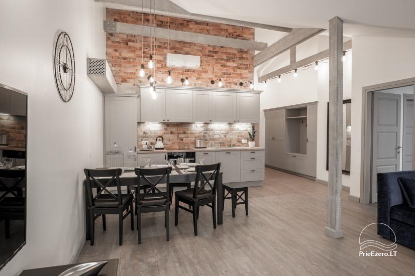 Šiuolaikiški apartamentai Klaipėdos centre Comfort Stay - 19