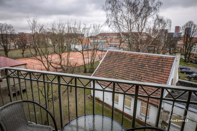 Šiuolaikiški apartamentai Klaipėdos centre Comfort Stay - 20