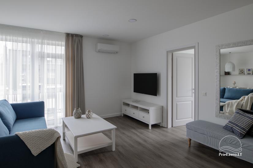 Šiuolaikiški apartamentai Klaipėdos centre Comfort Stay - 21