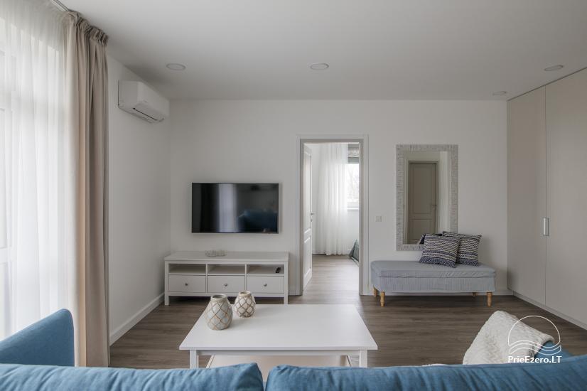 Šiuolaikiški apartamentai Klaipėdos centre Comfort Stay - 23