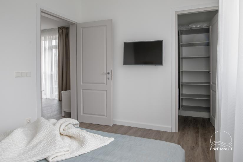 Šiuolaikiški apartamentai Klaipėdos centre Comfort Stay - 28