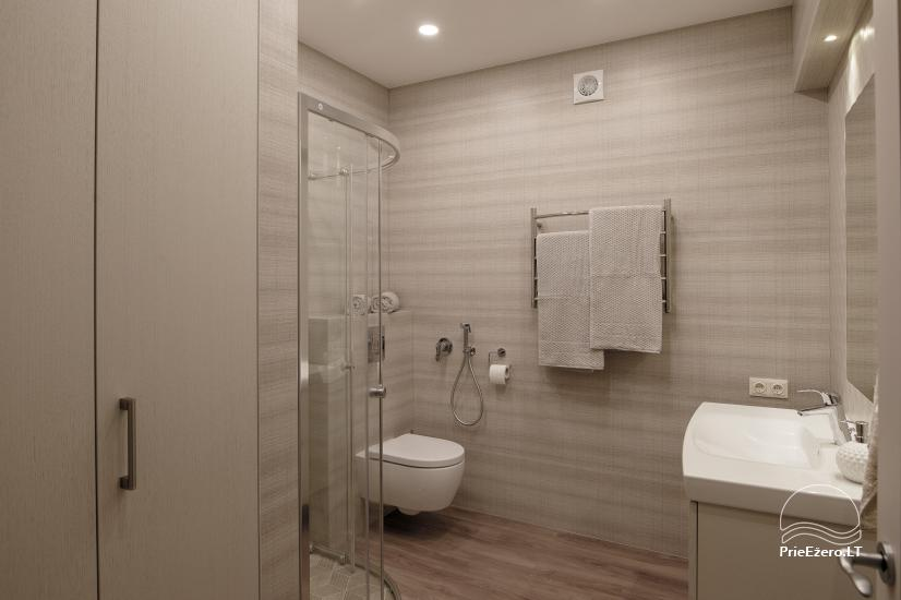 Šiuolaikiški apartamentai Klaipėdos centre Comfort Stay - 29