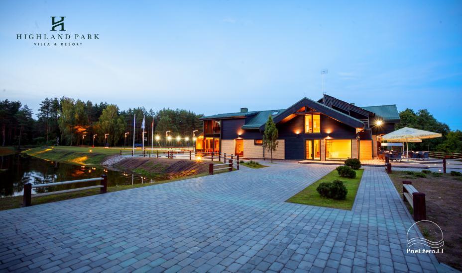 Highland Park villa&resort - 3