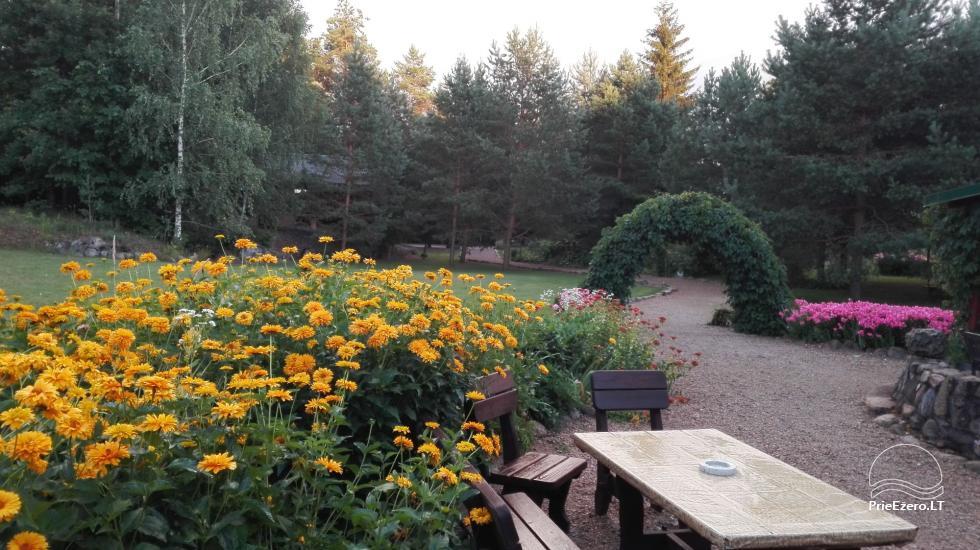 Alės Podėnienės Sodyba Biržų rajone - šventėms, nakvynei ir poilsiui,seminarams,  susitikimams - 18