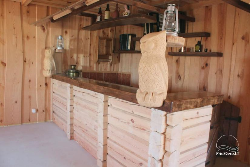 Owl house sodyba norintiems pailsėti - 11