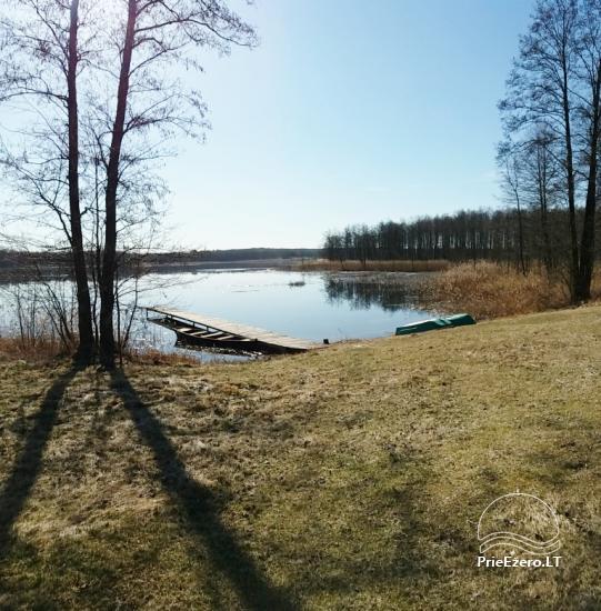 Sodyba su pirtimi prie Zapsio Ežero - 5
